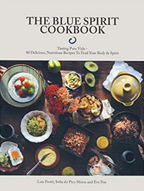 The Blue Spirit Cookbook