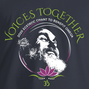 VOICES TOGETHER 2020 Ecstatic Chant to Benefit Omega