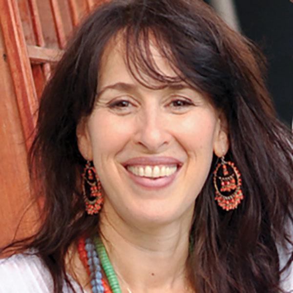Maggie Wheeler Omega
